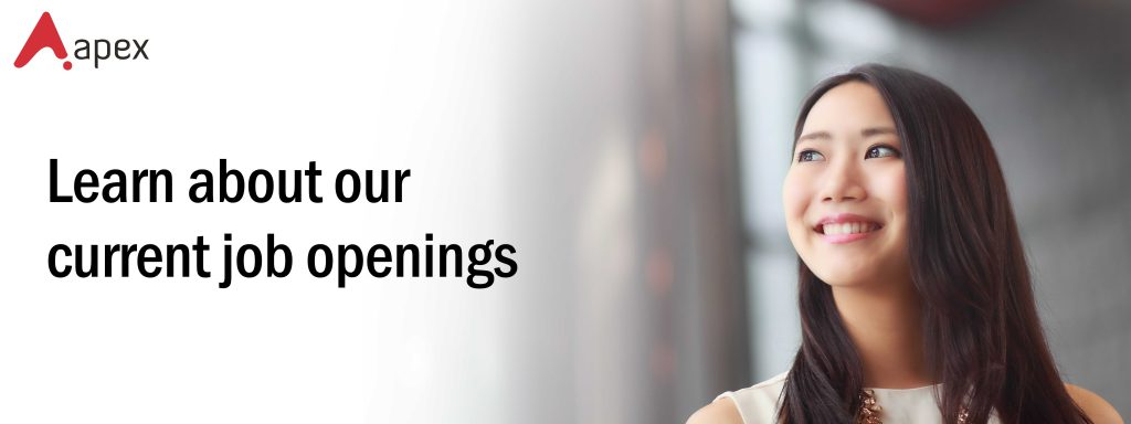 learn about our current job openings