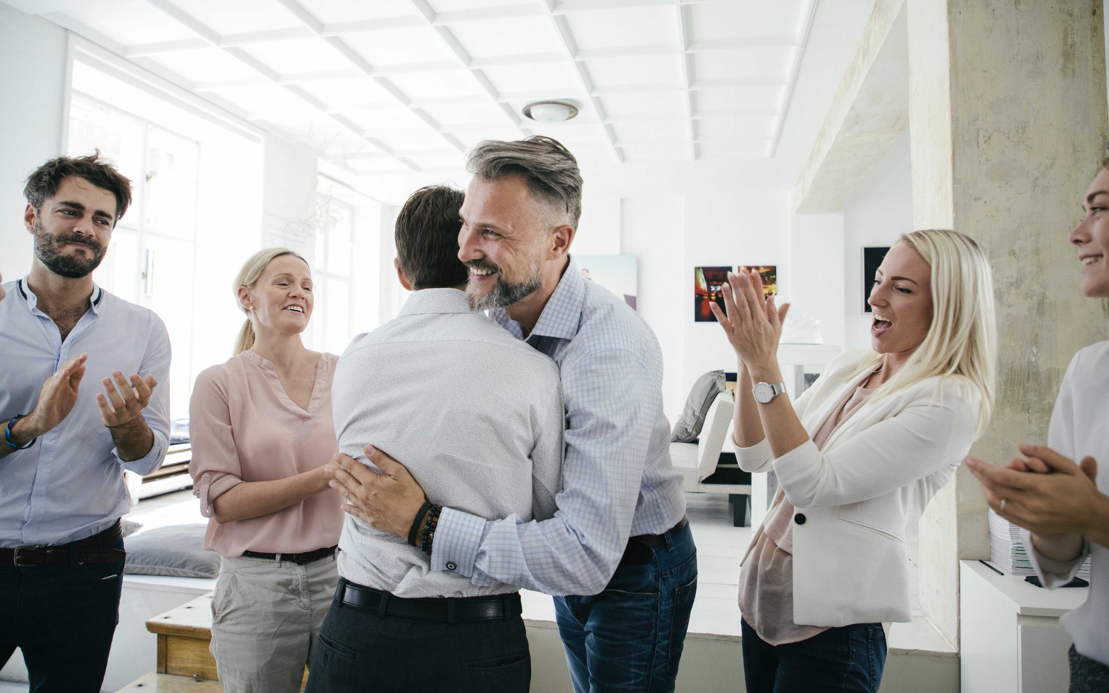 how to create a positive work environment
