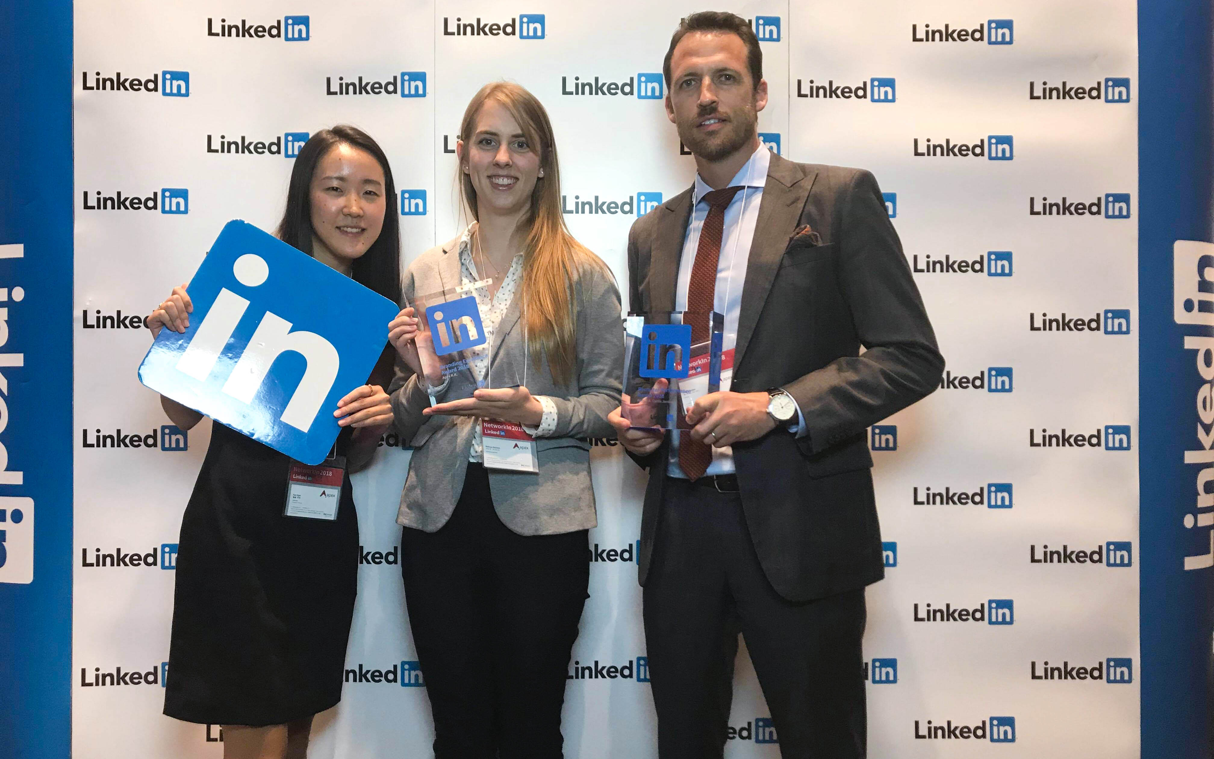 linkedin awards