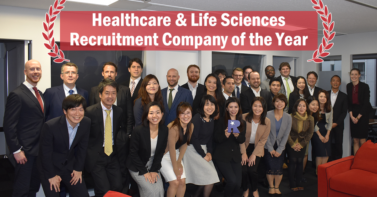Healthcare & Life Sciences Recruitment Company of the Year